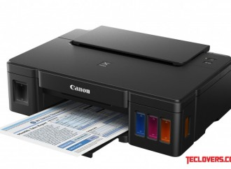 PIXMA Ink Efficient G-Series, printer sistem tangki botol efisien
