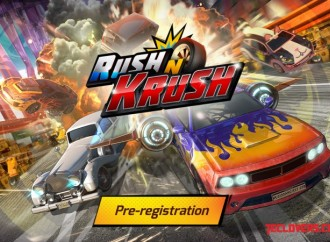 Praregistrasi Game Mobile 'Rush N Krush'