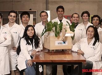 Peru aja punya lampu tenaga tumbuhan