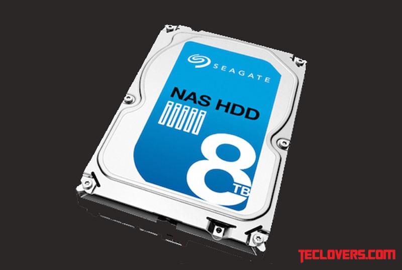 Seagate Klaim NAS HDD 8TB Nya Lebih Handal